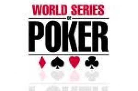 WSOP naujienos: Nauji turnyrų laikai bei daug sveikesnis maistas