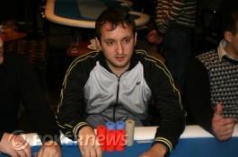 Paavo Korkka sõlmis Olympic Online pokkeritoaga profilepingu