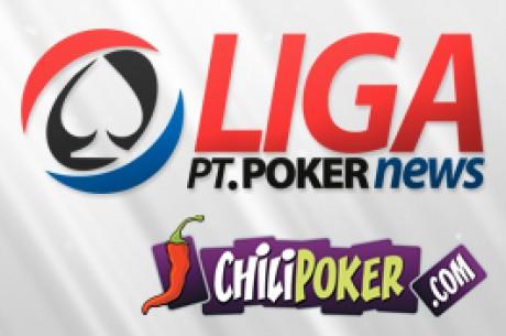 Liga PT.PokerNews - V Etapa a partir das 21:30 na ChiliPoker