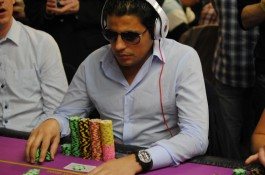 World Poker Tour Grand Prix de Paris Day 1A: Touil Takes Charge