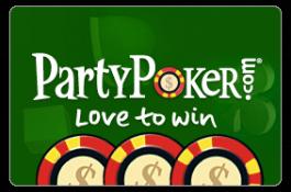 Фриролл PartyPoker – на кону Sony PRS-300 J eReader