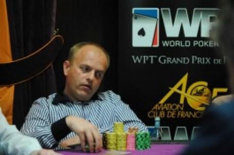 World Poker Tour Grand Prix de Paris Ден 1B: Iacob и Boujenah на върха