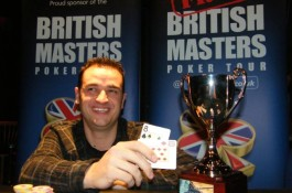 Davis Harris Wins British Masters Bristol, David Marley Wins Sky Poker Tour Glasgow + more