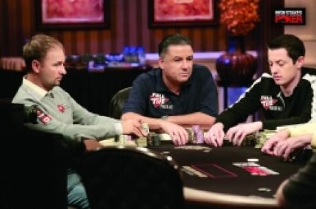 High Stakes Poker Sesong 6, Episode 13:  Større innsats, dårlige bluffer, heroisk sjokkerende...