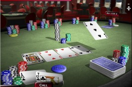 3D pokeris. Kas tai?