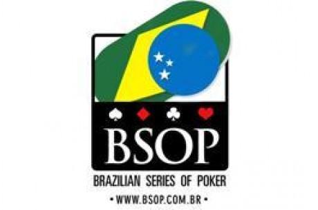 Começa Hoje o BSOP de Curitiba