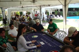 Matt Thompson Takes Lead After Day 1 of The Poker Circuit's Wild 'N Wet