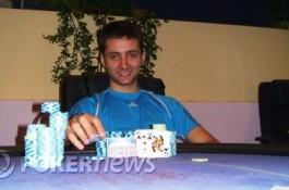Стелян Георгиев е победител в дебютния турнир на...
