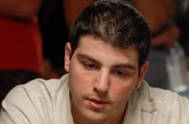 "Dani ""Ansky"" Stern- 4th in the $40,000 NLHE"