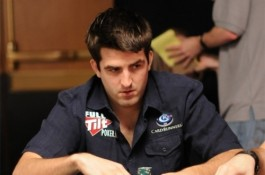 Brian Townsend Leads $40K at Dinner Break