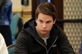 "2009 EPT San Remo Interview with Sami ""LarsLuzak"" Kelopuro"