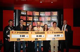 Campeonato de España: Eustaquio Imberon gana la etapa de Alicante
