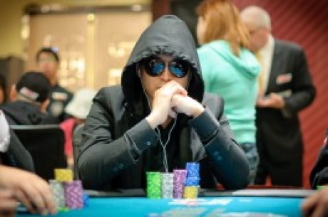 Day 1A of APPT Macau Concludes with Chieng in the Lead