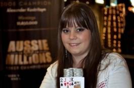 """WSOP Rookie Roundup: Annette """"Annette_15"""" Obrestad"""