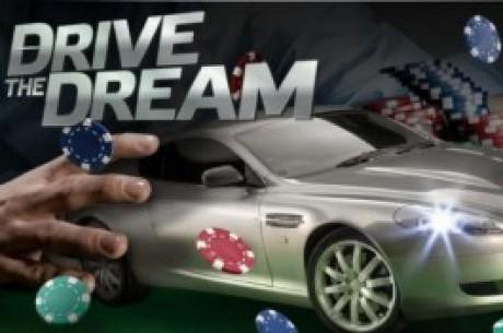 Aston Martin a $180,000 díky Party Poker 'Drive the Dream'!