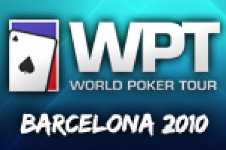 Hoy se juega el día 1B del WPT Barcelona - En el día 1A el chip leader ha sido Roberto...