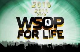 WSOP for Life - спонсорства на WSOP на 20 лет, WSOP 2010 и $50,000 в Кэш...