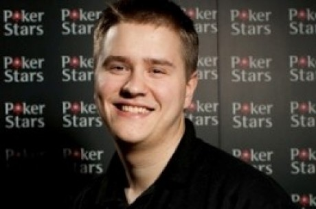 WSOP 2010 Dream Team Lietuva: Dominykas Karmazinas