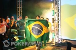 Equipe Brasileira Conquista o Vice-Campeonato no Evento Inaurural do World Team Poker