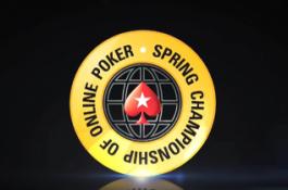 Какво се открояваше по време на 2010 PokerStars Spring Championship...