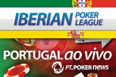 Dose dupla esta noite com Iberian League & Portugal ao Vivo