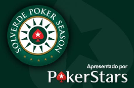 5 Pacotes de Prémios Solverde Poker Season em jogo esta noite na PokerStars