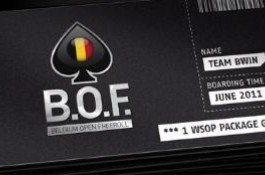 Bwin Poker : Belgium Open Freeroll