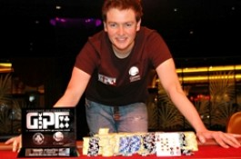 Stuart Rutter Wins GUKPT Coventry