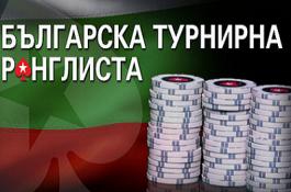 Българска турнирна ранглиста в PokerStars