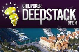 Competição exclusiva a Portugueses atribuirá entradas para o ChilliPoker Deepstack Open...