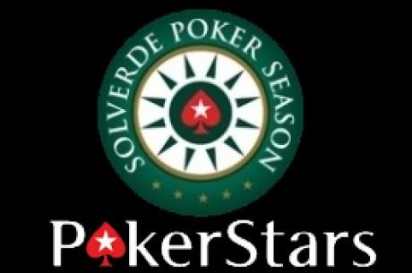 Satélite Online Garantiu 15 Entradas para próxima etapa PokerStars Solverde Poker Season