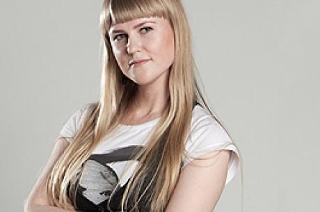 WSOP 2010 Dream Team Lietuva papildo nauja narė: Rūta Liekytė