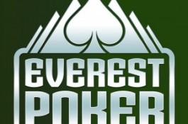 Everest Poker kviečia - pažaiskime $200 nemokamuose regioniniuose turnyruose