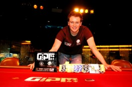 Stuart Rutter - Interview with GUKPT Coventry Champion Stuart Rutter