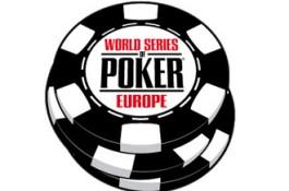 2010 WSOP Europe график