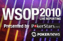 WSOP 2010 стартира тази вечер