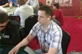 WSOP 2010 Dream Team Lietuva: Karolis Grybauskas