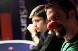 Ayer empezó el PokerStars Estrellas Poker Tour de Alicante. Raúl Vicente, chip leader