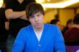 WSOP 2010 Dream Team Lietuva: Kristijonas Andrulis