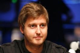 WSOP - Erik Sagrström leder Players Championship efter dag 1