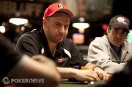 2010 World Series of Poker Ден 3: Grinder води в Player's Championship, Събитие...