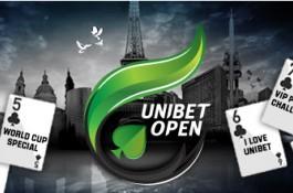 77 paketti Unibet Open Praha festivalile!