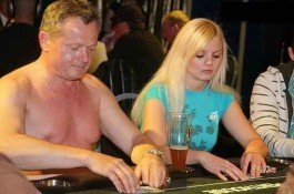 PokerNews Teleexpress - Pierwsze Mistrzostwa Strip Pokera
