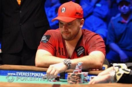 WSOP- Mikael Thuritz slutade på åttonde plats