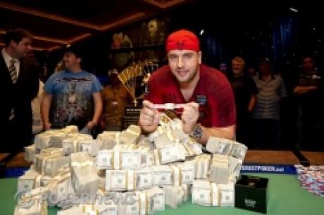 WSOP 2010: Prestiižse $50.000 8-game võitis Michael Mizrachi