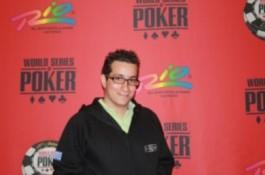 O Γιώργος Καπάλας 32ος στο Event #5 του WSOP!