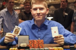 Joshua Tieman vinner WSOP Event #6 - $5000 No-Limit Hold'em Shootout