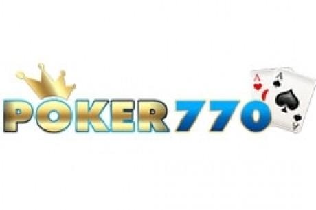 Poker770のランニている驚くべき$2,770の現金フーリロールシリーズ