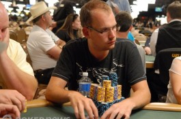 James 'Flushy' Dempsey Makes Event #9 $1500 Pot Limit Hold'em Final