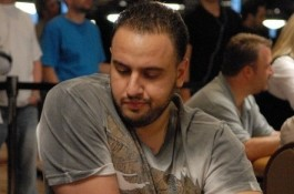 "Kan någon stoppa Michael ""The Grinder "" Mirzachi i WSOP Event #10"